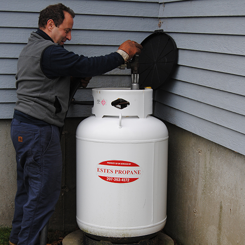 Propane Tank Fills and Service in York, Maine and Southern NH