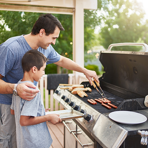 Propane Grills in Southern New Hampshire and Maine