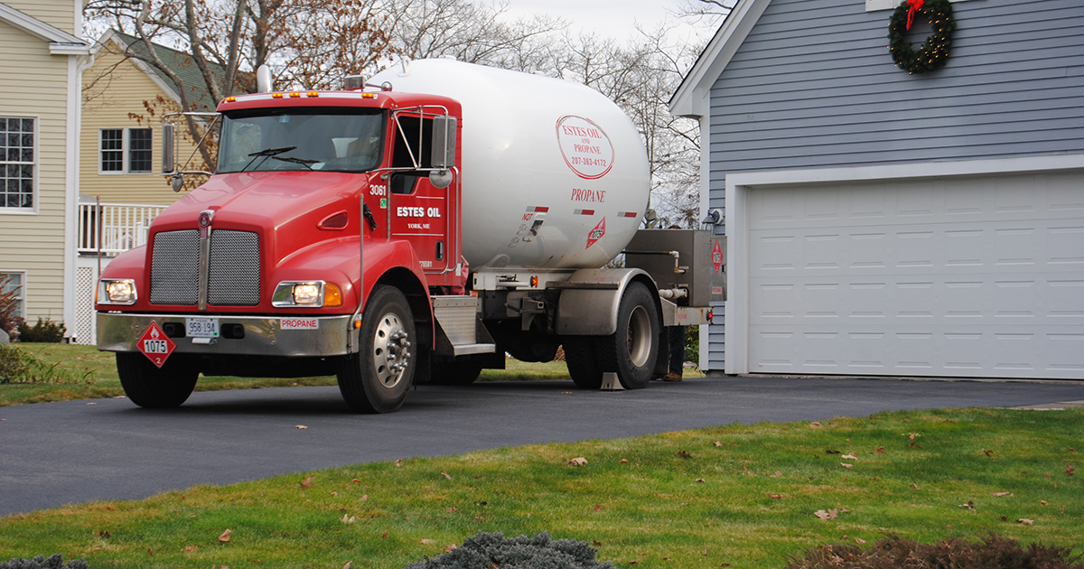 Propane Delivery in Southern NH and Maine